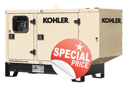 22kVA Kohler Generator (KD22) product image