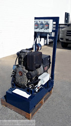 8kVA Used Hatz Diesel Open Generator (U258) product image