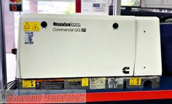 5.8kVA Used Cummins Onan Enclosed Generator (U607) product image