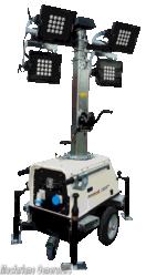 Linktower Generac Light Tower product image