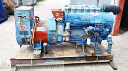 60kVA Used Deutz Open Generator Set (U608) product image