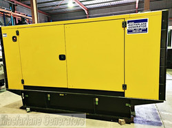 180kVA Used Cummins Enclosed Generator (U550) product image