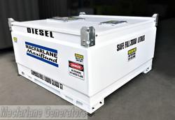 3000L MaxiBund Fuel Tank (MB-3000) product image