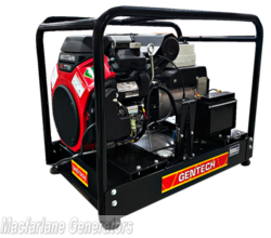 9.5kVA Gentech Petrol Generator with Remote Start (EP9500HSRE-RS) product image