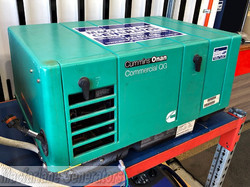 3.6kVA Used Cummins Onan Enclosed Generator Set (U610) product image