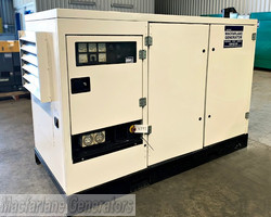 60kVA Used Deutz Enclosed Generator Set (U597) product image