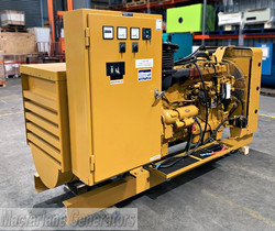 165kVA Used Caterpillar Open Generator Set (U602) product image