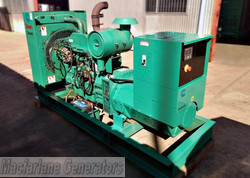 175kVA Used Cummins Onan Open Generator Set (U609) product image