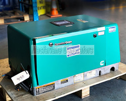 7.0kVA Used Cummins Onan Enclosed Generator Set (U616) product image
