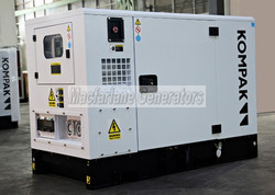 11kW Kompak Silent Diesel Generator (DG11KSEm) product image