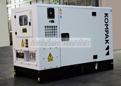 9kW Kompak Silent Diesel Generator (DG9KSEm) product image