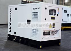 11kW Kompak Silent Diesel Generator (DG11KSE) product image