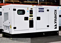 13kW Kompak Silent Diesel Generator (DG13KSEm) product image