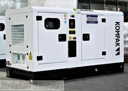18kW Kompak Silent Diesel Generator (DG18KSEm) product image