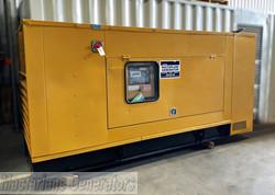 125kVA Used Olympian Enclosed Generator Set (U471) product image