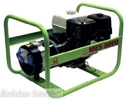 7.2kVA Pramac Portable Generator (MES8000) product image