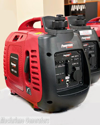 1.0kVA Powermate Portable Inverter Generator (PMi1000) product image