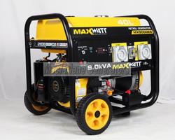 9kVA Maxwatt Petrol Generator Electric Start  (MX9000ES) product image