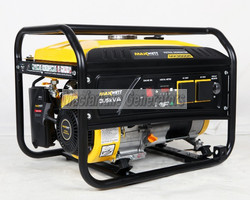 3.5kVA Maxwatt Petrol Generator Recoil Start  (MX3000R) product image