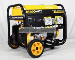 7kVA Maxwatt Petrol Generator Recoil Start  (MX7000R) product image