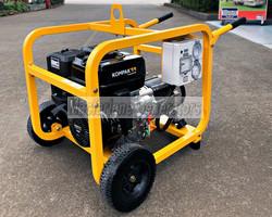 8.0kW Kompak Open Petrol Generator (PG8000TPE) product image