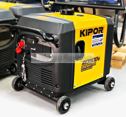 3.4kVA Kipor Inverter Generator - 2018 Model (IG3500e) product image