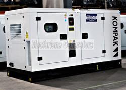 22kW Kompak Silent Diesel Generator (DG22KSEm) product image