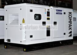 28kW Kompak Silent Diesel Generator (DG28KSEm) product image