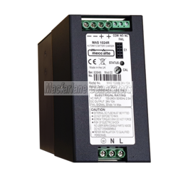 Meccalte Automatic Battery Charger 24V 10A (MAS1024R) product image