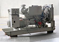 187kVA Used Komatsu Open Generator Set (U613) product image