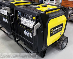 7.0kW Cromtech Inverter Generator (TG7000ie) product image