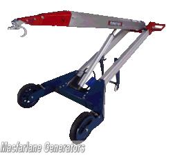 Makinex Powered Hand Truck (PHT2-140-AU) product image