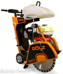 """18"""" GOLZ FLOOR SAW (FS175) product image"""