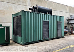 1250kVA Used Perkins Enclosed Generator Set product image