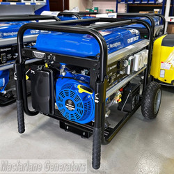 8.5kW Westinghouse Petrol Generator with RCD (WHXC8500E-PRO) product image