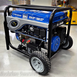 8.5kW Westinghouse Petrol Generator with Auto Start (WHXC8500E-AS) product image