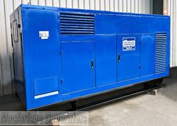100kVA Used Perkins Enclosed Generator Set (U632) product image
