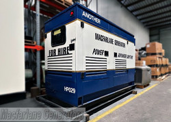 43kVA Used Cummins Enclosed Generator Set (U637) product image