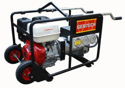 8.0kVA Gentech Petrol Generator (EP8000-HIRE) product image